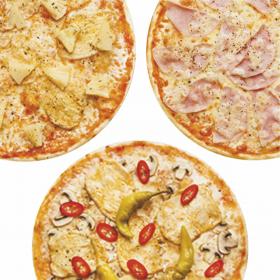 везувий пицца