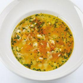 Куриный суп с рисом (СРЕДА)