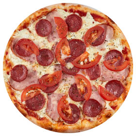"""Пицца """"TUT.by"""" 26 см на тонком тесте"""