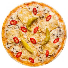 """Пицца """"Сицилийская"""""""